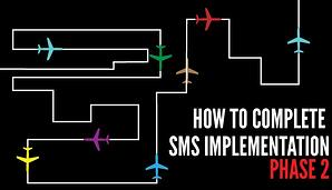 How to complete Phase 2 of aviation SMS implementation