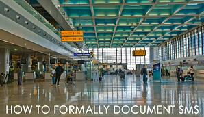 How to formally document aviation safety management systems