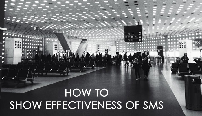 How to show the effectiveness of aviation SMS