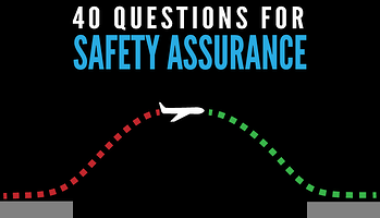 Questions for Safety Assurance in aviation SMS