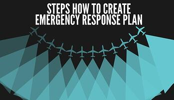 Steps how to create an Emergency Response Plan in aviation SMS
