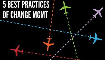 5 best practices for change management in aviation SMS
