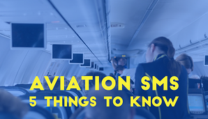 Aviation SMS 5 Things to Know