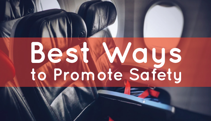 Best ways to promote safety in aviation SMS