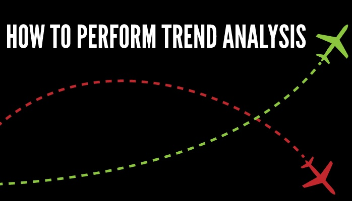How to perform trend analysis in aviation SMS