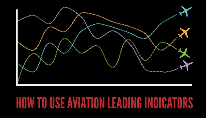 How to use aviation leading indicators