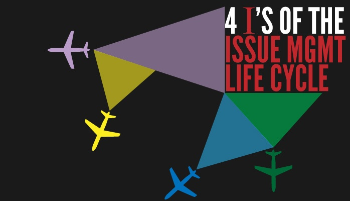 Issue management life cycle in aviation SMS