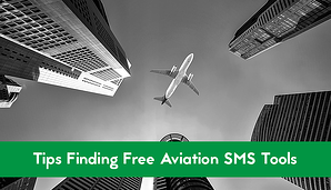 How to Find Free Aviation Safety Management System (SMS) Tools