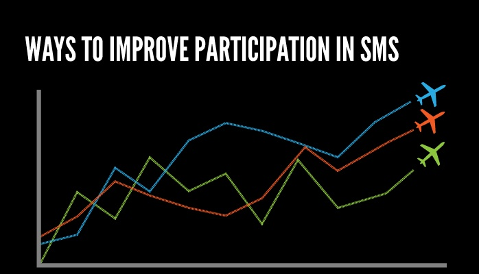Ways to improve participation in aviation SMS