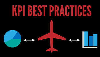 What are best practices for key performance indicators in aviation SMS