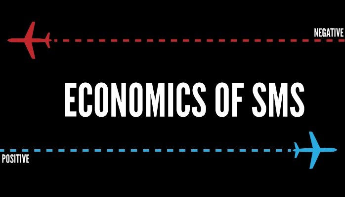 What are the economics of SMS