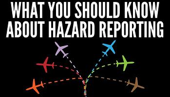What you should know about hazard reporting in SMS