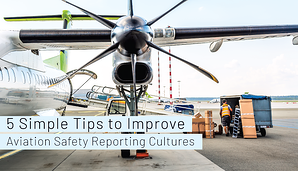 Simple Tips to Improve Hazard Reporting Cultures may show how distrust in management adversely affects aviation safety reporting cultures
