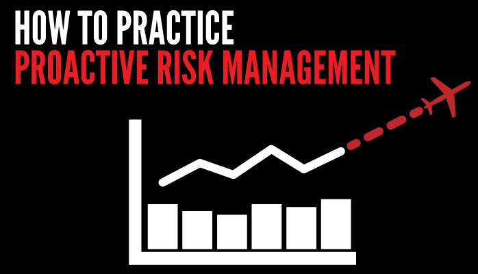 How to practice proactive risk management in aviation SMS