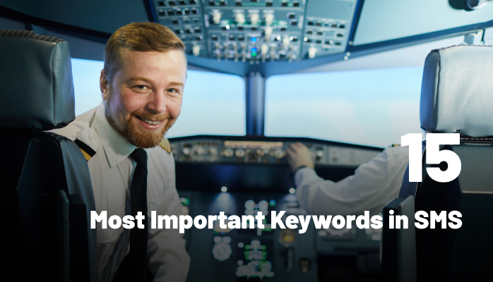 15 Most Important Keywords in Safety Management Systems (SMS)