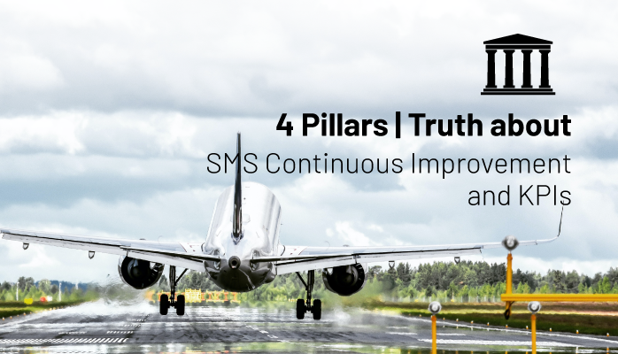 4 Pillars the Truth about SMS Continuous Improvement and KPIs