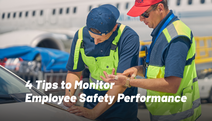 4 Tips to Monitor Employee Safety Performance in Aviation SMS