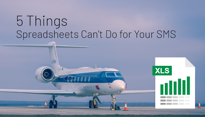 5 Things Spreadsheets Can't Do for Your SMS