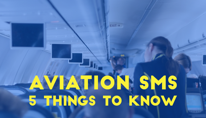5 Things You Should Know about Aviation SMS