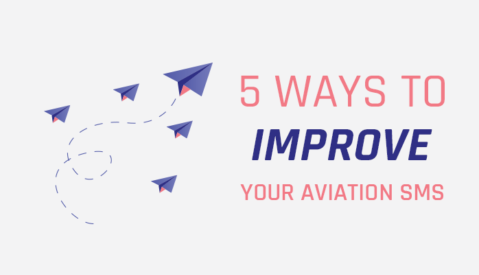 Get out of the storm and rapidly improve your aviation SMS program performance
