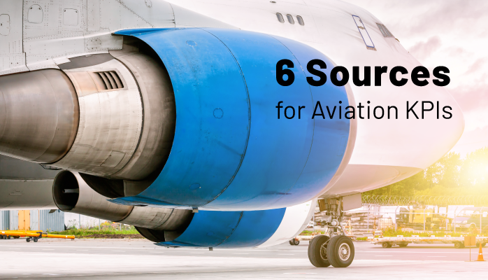 W6 Sources for Aviation Key Performance Indicators for Airports Airlines