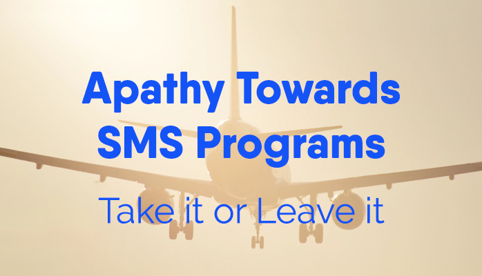 Encouraging employee participation in aviation safety programs