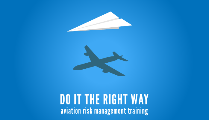 Aviation risk management training mistakes