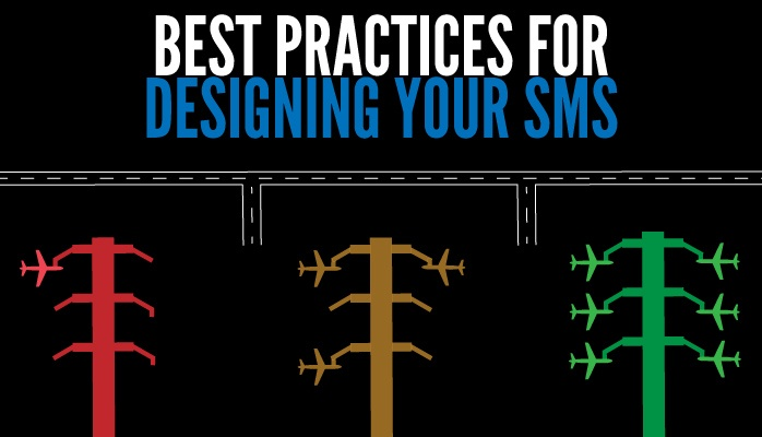 Best practices for designing your SMS in aviation industry