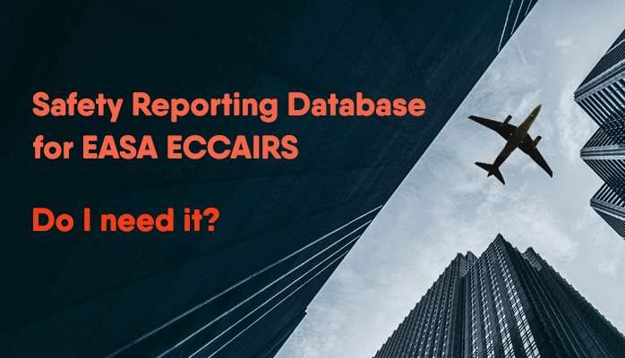 Does your airline or airport need an EASA ECCAIRS Database Solution?