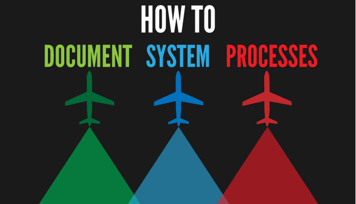 Learn How to document system processes in aviation safety management systems (SMS)
