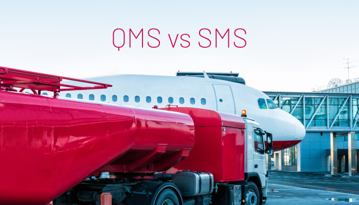 QMS Programs vs Aviation Safety Management Systems (SMS)