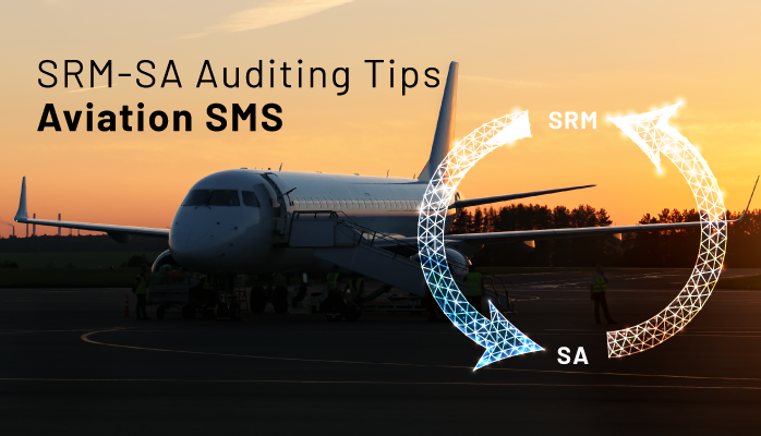 Aviation SMS Auditors use predefined aviation safety audit checklists to prepare themselves before visiting airlines and airports