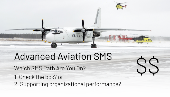 Advanced Aviation SMS: Rewriting Duties to Align with Business Goals