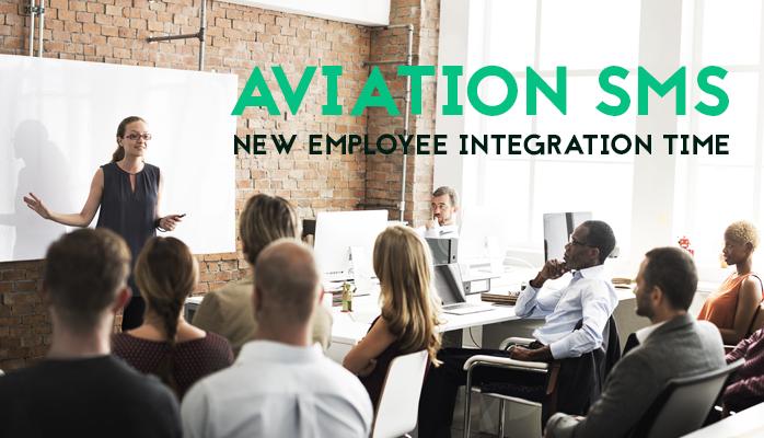Aviation SMS New Employee Integration