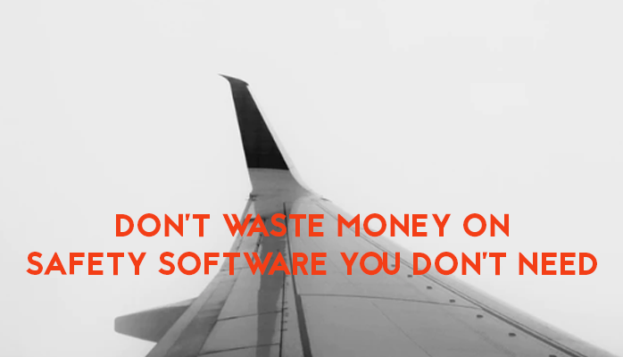 Aviation safety databases are the heart of aviation Risk Management SoftwareWaste
