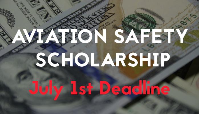 Aviation SMS Scholarship