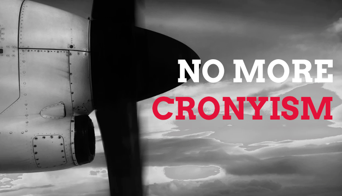 Cronyism Affects Aviation Safety Cultures at airlines and airports