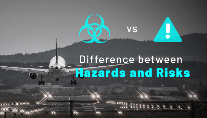 It's critical that you know the difference between hazards, risks, and impacts in your aviation SMS program