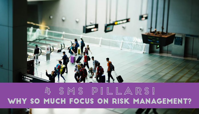 Safety Risk Management Pillar is the most popular of the ICAO four pillars or components