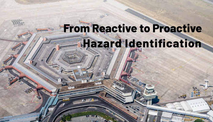 From Reactive to Proactive Hazard Identification in Aviation SMS