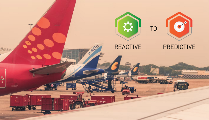 Going from Reactive to Predictive Risk Management in Aviation SMS