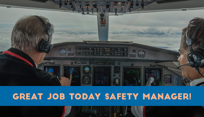 Safety Managers must focus on how management provides feedback in order to not damage their aviation safety culture