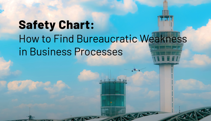 How to Find Bureaucratic Weakness in Business Processes - Aviation SMS