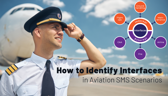 How to Identify Interfaces in Aviation SMS Scenarios