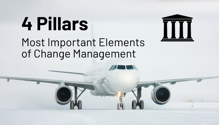 Most Important Elements of Change Management in Aviation SMS