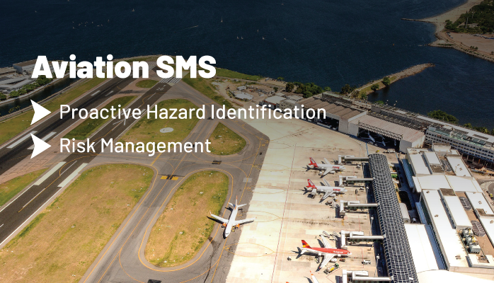 Understanding Proactive Hazard Analysis Processes in Aviation SMS Programs at airlines and airports