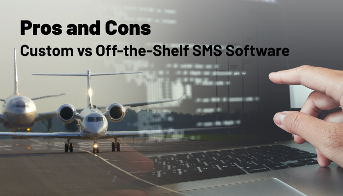 Pros and Cons of In-House SMS Database and Off-the-Shelf-Solutions
