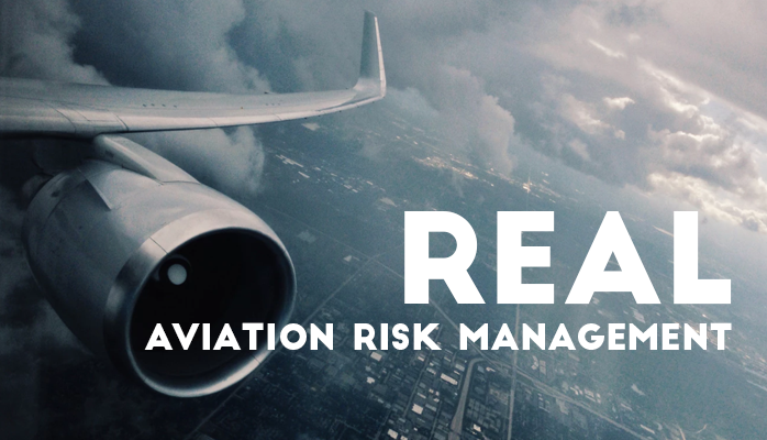 Real Aviation Risk Management in safety management systems (SMS)
