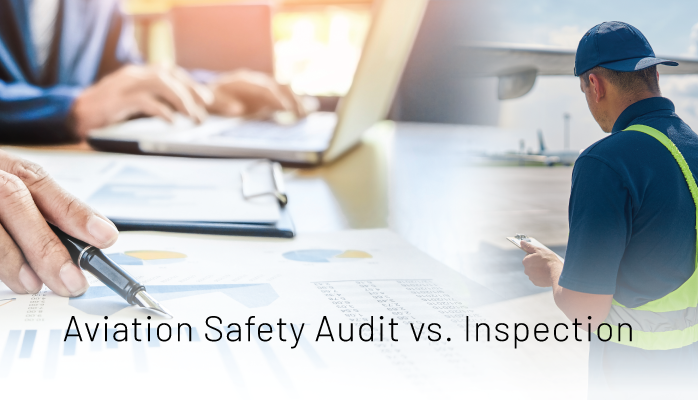 Aviation Safety Audits vs Aviation Safety Inspections