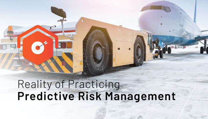 Reality of Practicing Predictive Risk Management in Aviation SMS